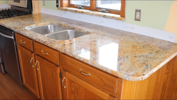 granite countertops in st louis